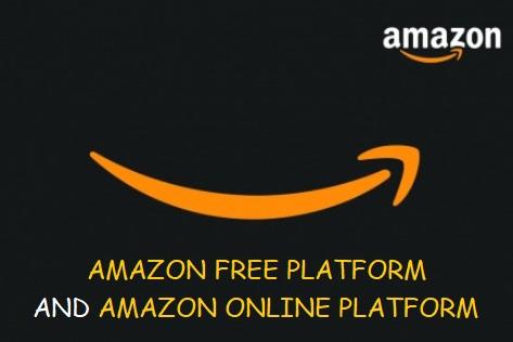 amazon free platform