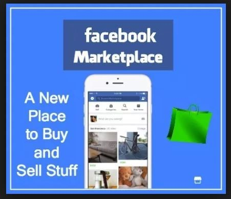 Buy And Sell On Facebook | Facebook Market Place