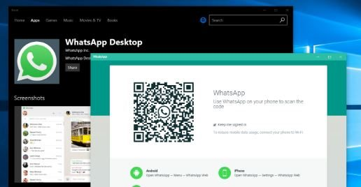 WhatsApp Web-How To Connect To WhatsApp Web