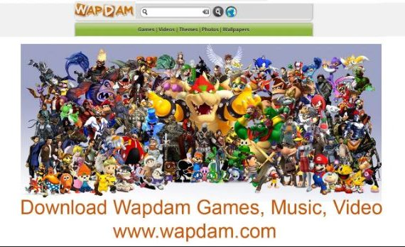 Wapdam Free Download |  Music, Videos, Games And Apps