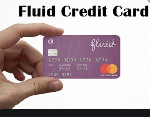 Fluid Credit Card - How To Apply - Login - Activation