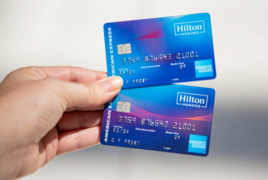 Hilton Honors American Express
