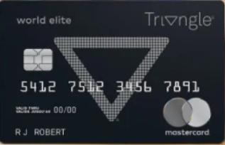 Triangle-World-Mastercard