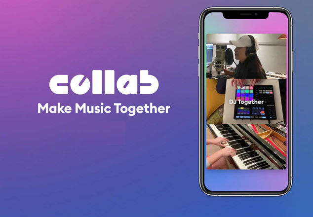 Facebook-Music-Making-App-Collab