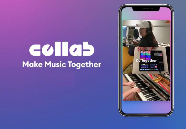 Facebook  Music-Making App Collab