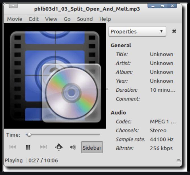 Easytag Free Audio File Metadata Tag Editor Software