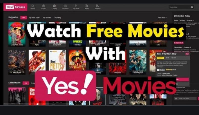 Yesmovies – Watch Movies Online & TV Series Full Episodes