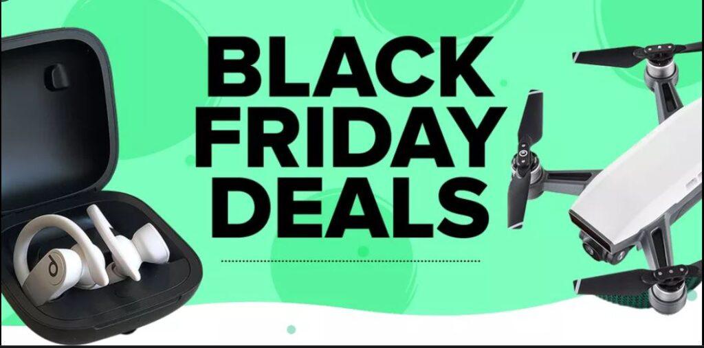 Black Friday sales 2021