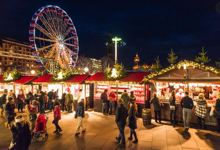 Edinburgh Christmas Markets Reviews 2021