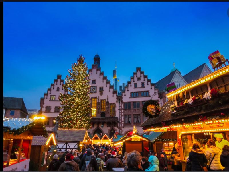 German Christmas Markets 2021