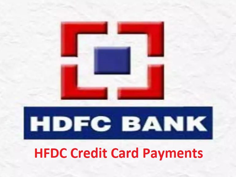 HFDC credit card payments