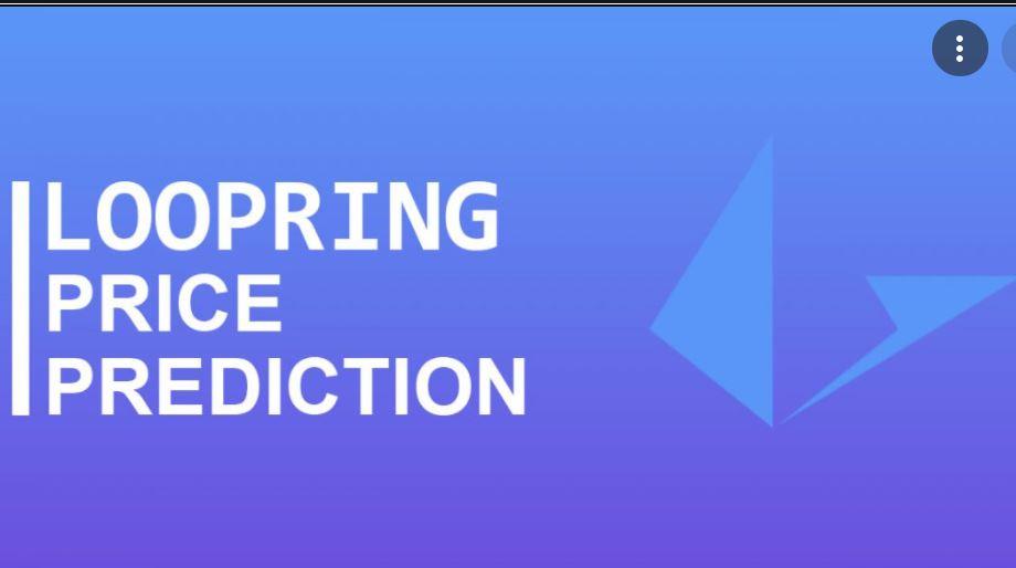 Loopring Coin Price Prediction