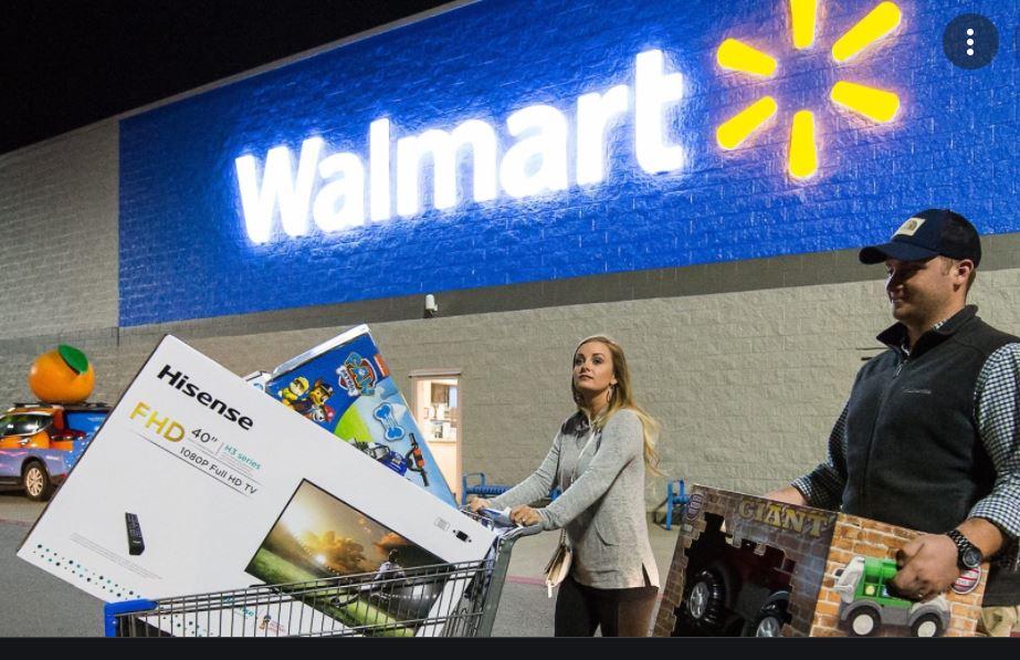 Walmart Black Friday 2021 Date